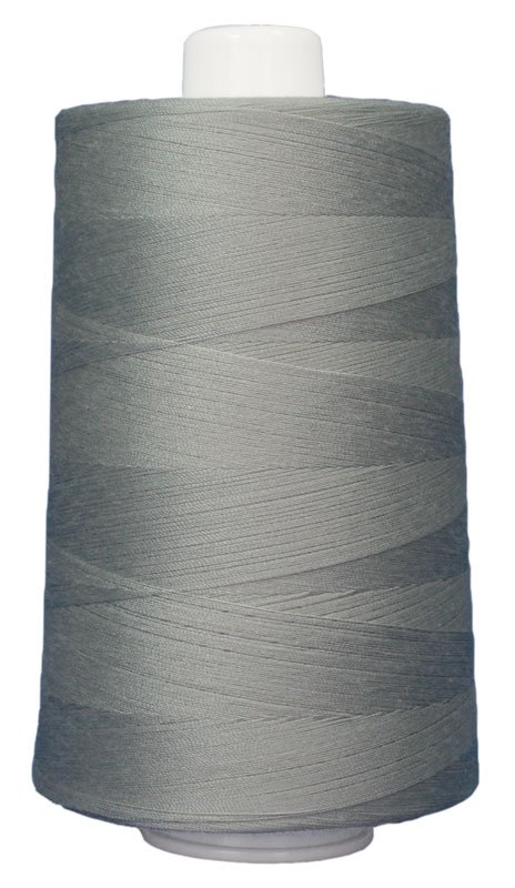 #3023 LIGHT GRAY Omni Thread. Poly-wrapped poly core. 6000 yds.