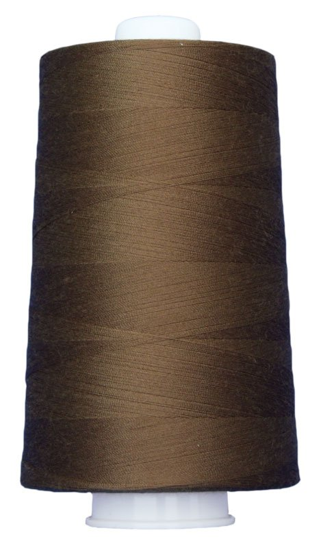 #3027 OREGON TRAIL Omni Thread. Poly-wrapped poly core. 6000 yds.