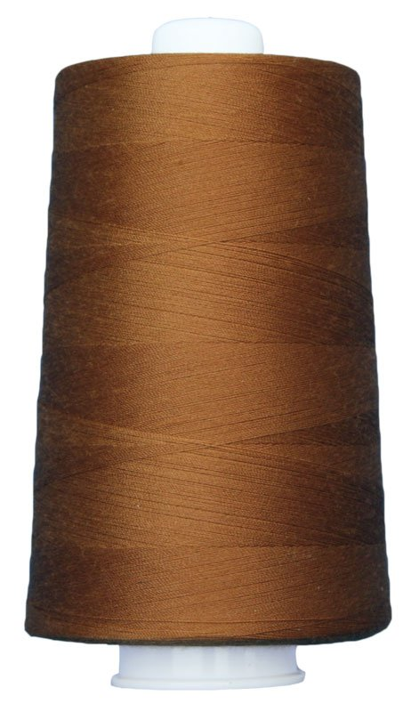 #3028 GINGER SPICE Omni Thread. Poly-wrapped poly core. 6000 yds.
