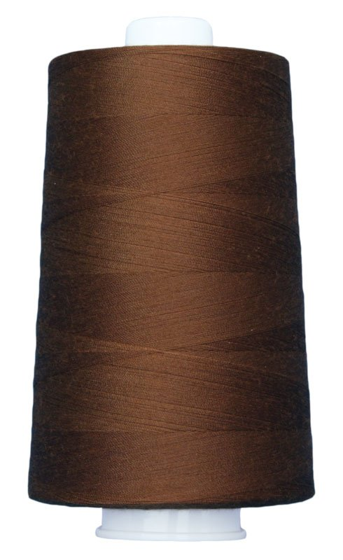 #3031 CINNAMON STICK Omni Thread. Poly-wrapped poly core. 6000 yds.