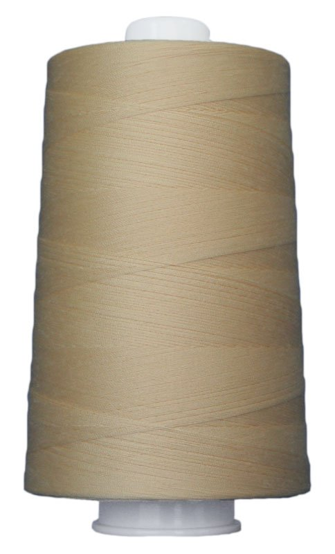 #3049 CHEESECAKE Omni Thread. Poly-wrapped poly core. 6000 yds.