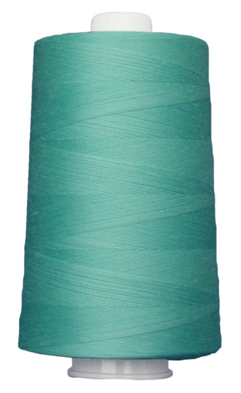 #3094 WINTERGREEN Omni Thread. Poly-wrapped poly core. 6000 yds.