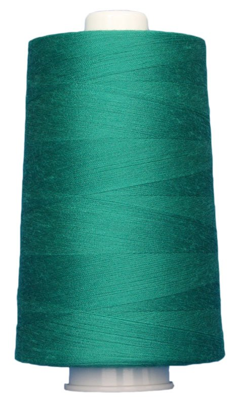 #3095 IRISH EYES Omni Thread. Poly-wrapped poly core. 6000 yds.