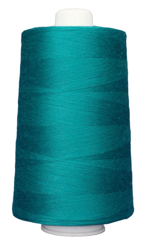#3096 TREASURE ISLE Omni Thread. Poly-wrapped poly core. 6000 yds.