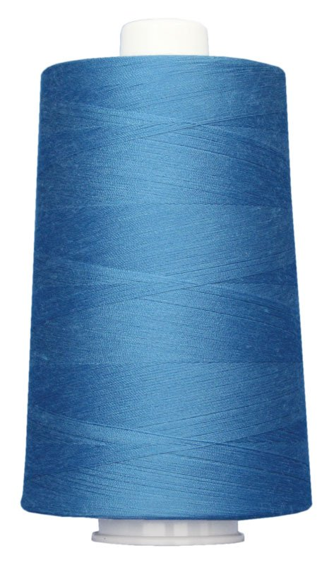 #3103 OCEAN BLUE Omni Thread. Poly-wrapped poly core. 6000 yds.