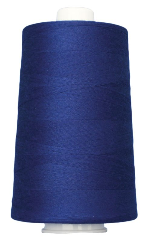 #3108 ROYAL BLUE Omni Thread. Poly-wrapped poly core. 6000 yds.