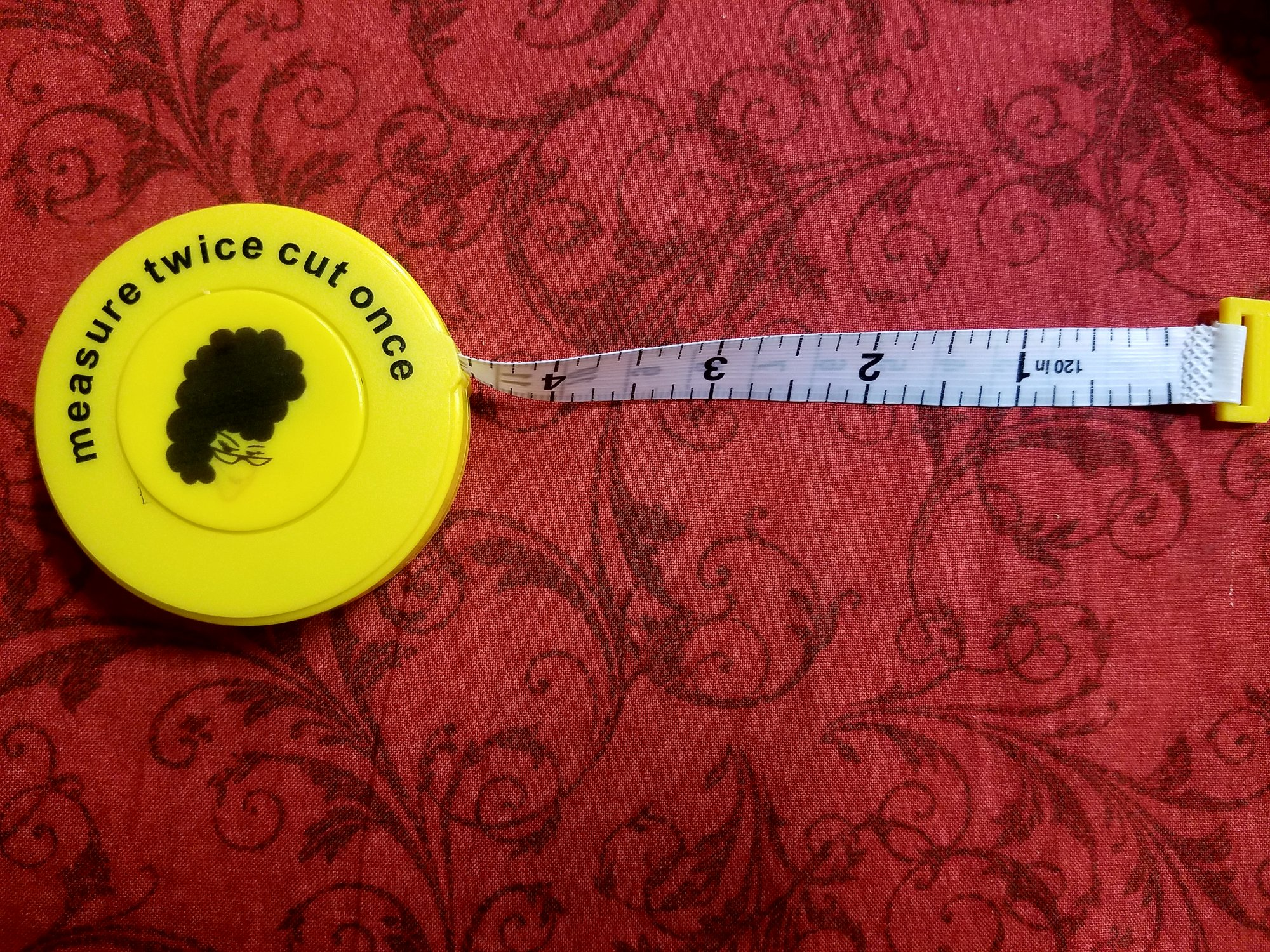 Measuring Tape 120