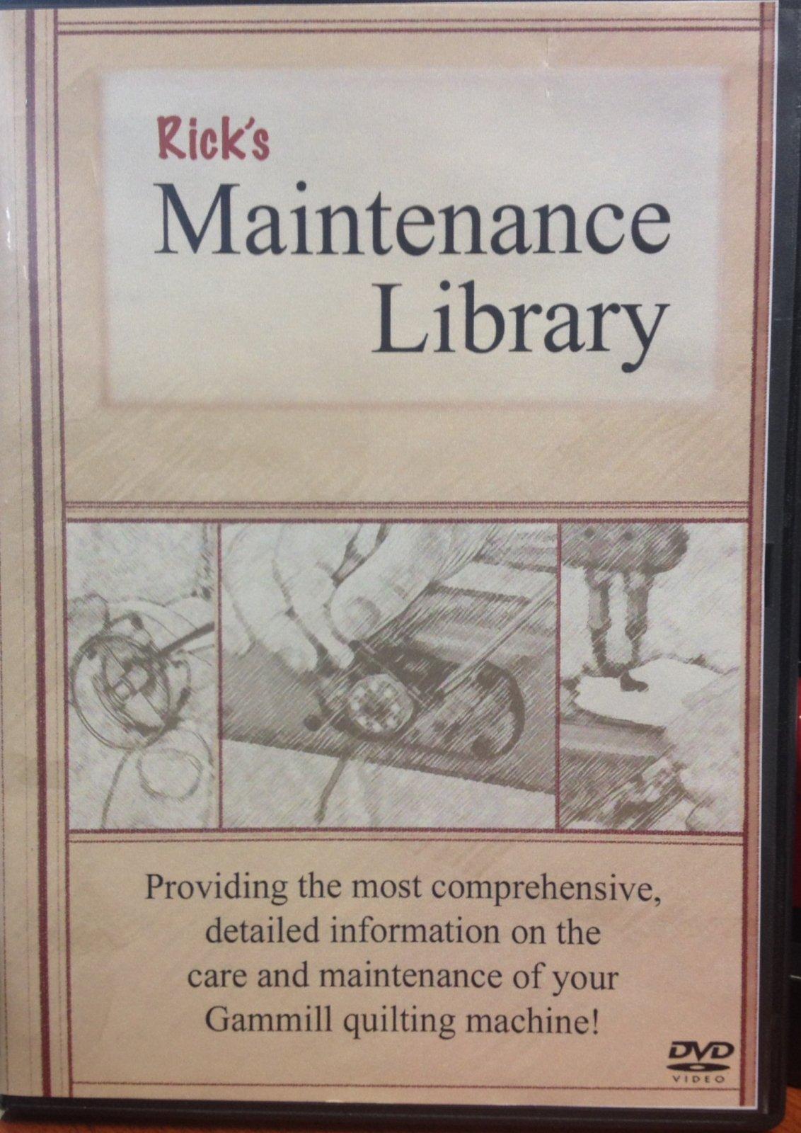 Rick's Maintenance Library