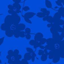 Windham Spin Floral Blue