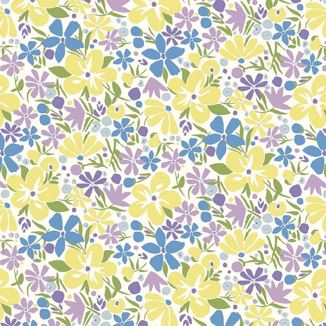 Liberty Fabrics The Carnaby Collection - Daydream (Bohemian Bloom B)