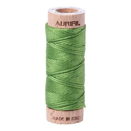 Aurifloss 6-Strand Cotton (Grass Green)