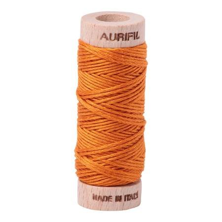 Aurifloss 6-Strand Cotton (Bright Orange)