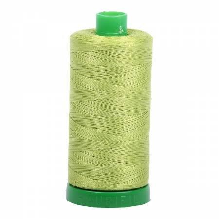 Aurifil 40 WT Cotton (Spring Green)