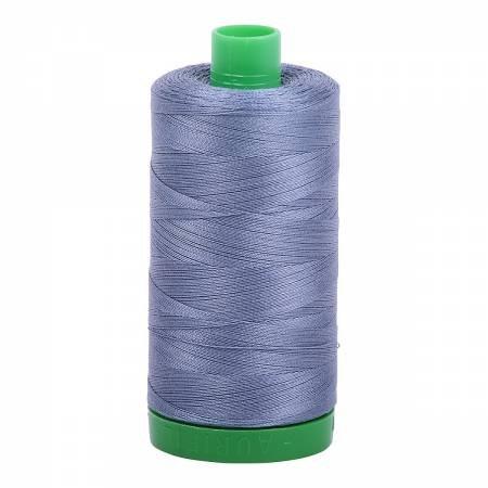 Aurifil 40 WT Cotton (Dark Grey Blue)