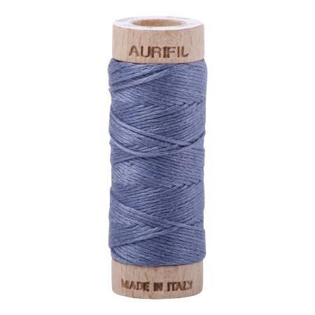 Aurifloss 6-Strand Cotton (Dark Grey Blue)