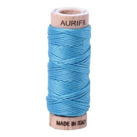 Aurifloss 6-Strand Cotton (Bright Teal)