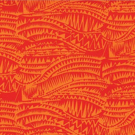 Sarah Sharp Untamed - Blades (Tangerine)