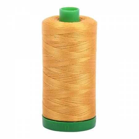 Aurifil 40 WT Cotton (Orange Mustard)