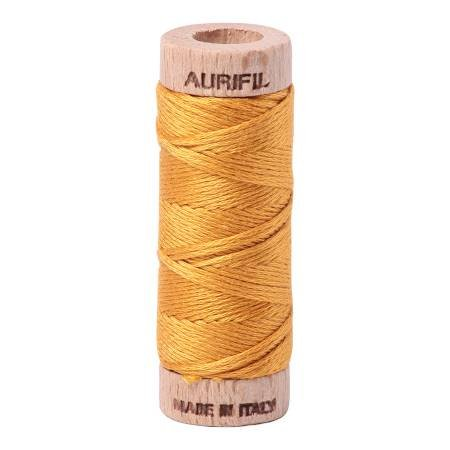 Aurifloss 6-Strand Cotton (Orange Mustard)