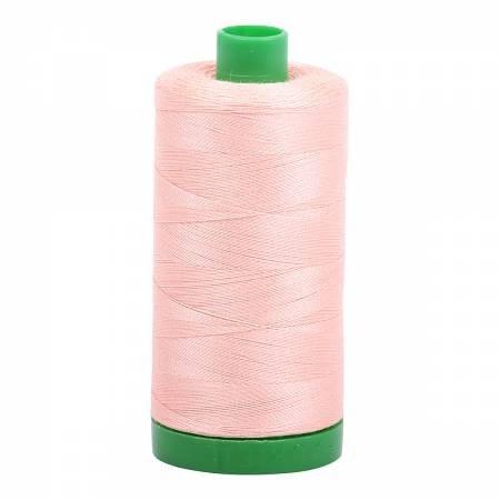 Aurifil 40 WT Cotton (Blush)
