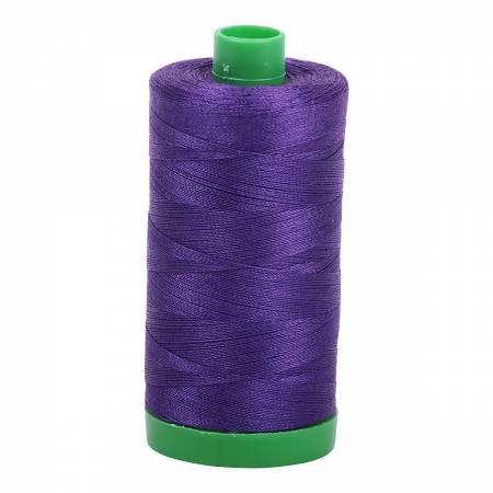 Aurifil 40 WT Cotton (Dark Violet)
