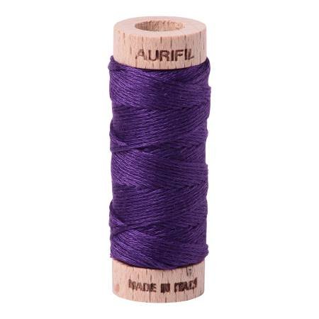 Aurifloss 6-Strand Cotton (Dark Violet)