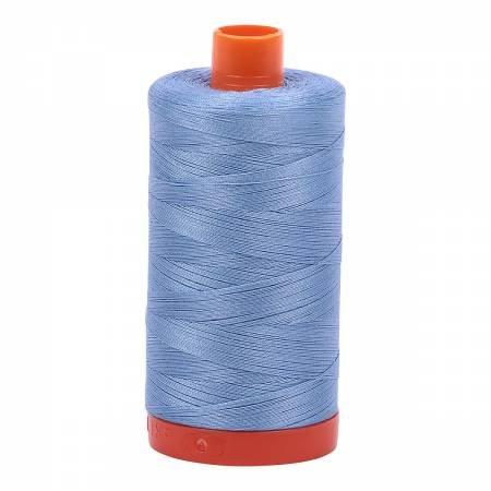 Aurifil 50 WT Cotton (Light Delft Blue)
