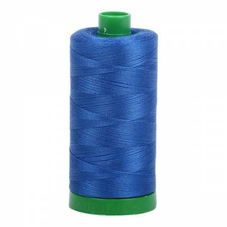 Aurifil 40 WT Cotton (Medium Blue)
