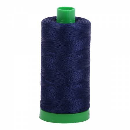 Aurifil 40 WT Cotton (Midnight)