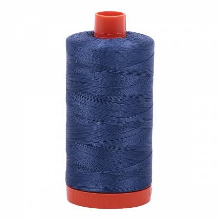 Aurifil 50 WT Cotton (Steel Blue)