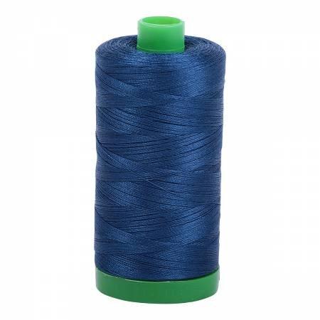Aurifil 40 WT Cotton (Medium Delft Blue)