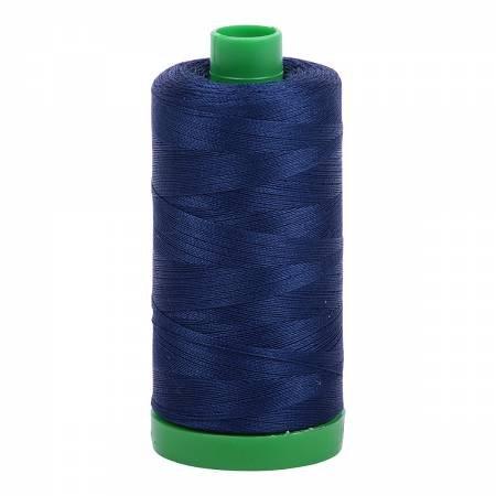 Aurifil 40 WT Cotton (Dark Navy)