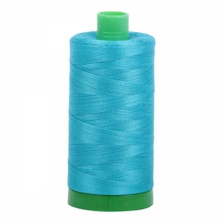 Aurifil 40 WT Cotton (Turquoise)
