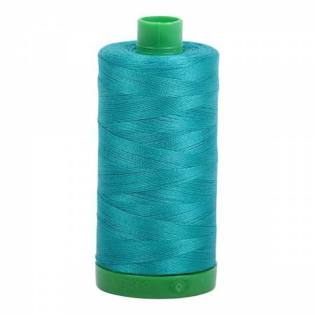 Aurifil 40 WT Cotton (Jade)