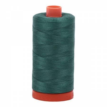 Aurifil 50 WT Cotton (Turf Green)