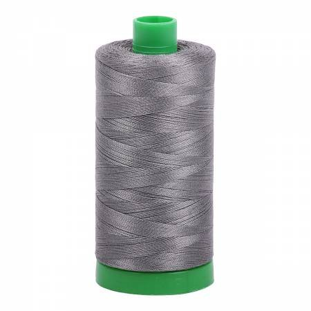 Aurifil 40 WT Cotton (Grey Smoke)