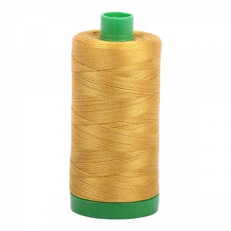 Aurifil 40 WT Cotton (Mustard)