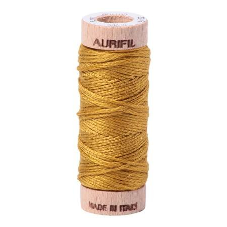 Aurifloss 6-Strand Cotton (Mustard)