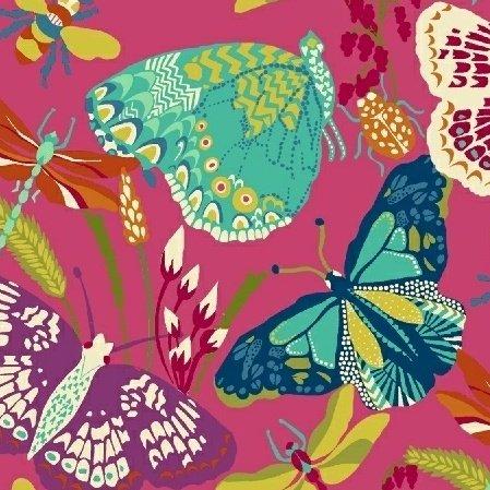 Sally Kelly Butterfly Dance - Butterfly Dance (Fuchsia)