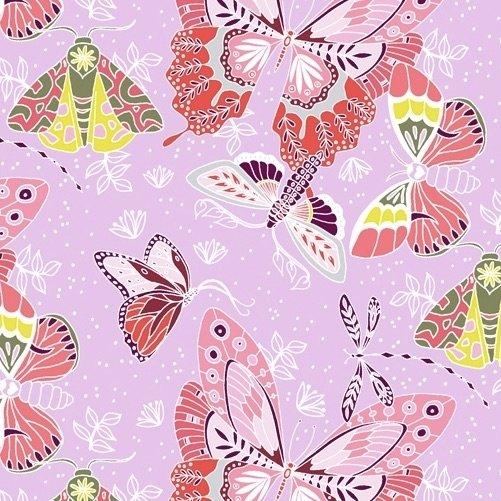 Tamara Kate Aerial - Flock (Pink)