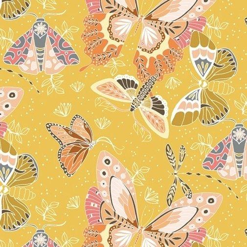 Tamara Kate Aerial - Flock (Yellow)