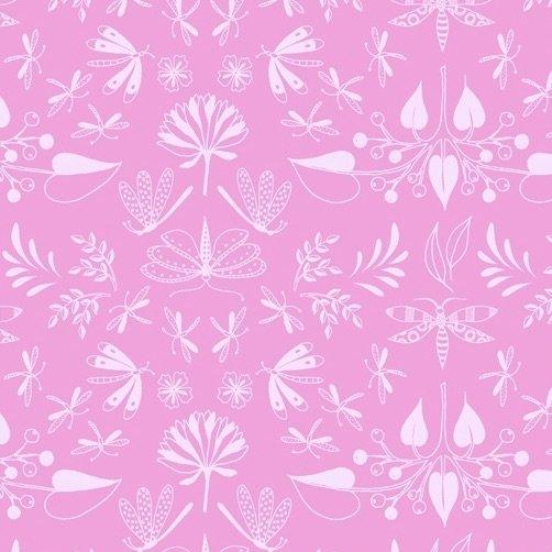 Tamara Kate Aerial - Wingspan (Pink)