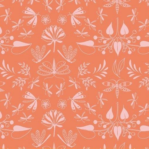 Tamara Kate Aerial - Wingspan (Orange)