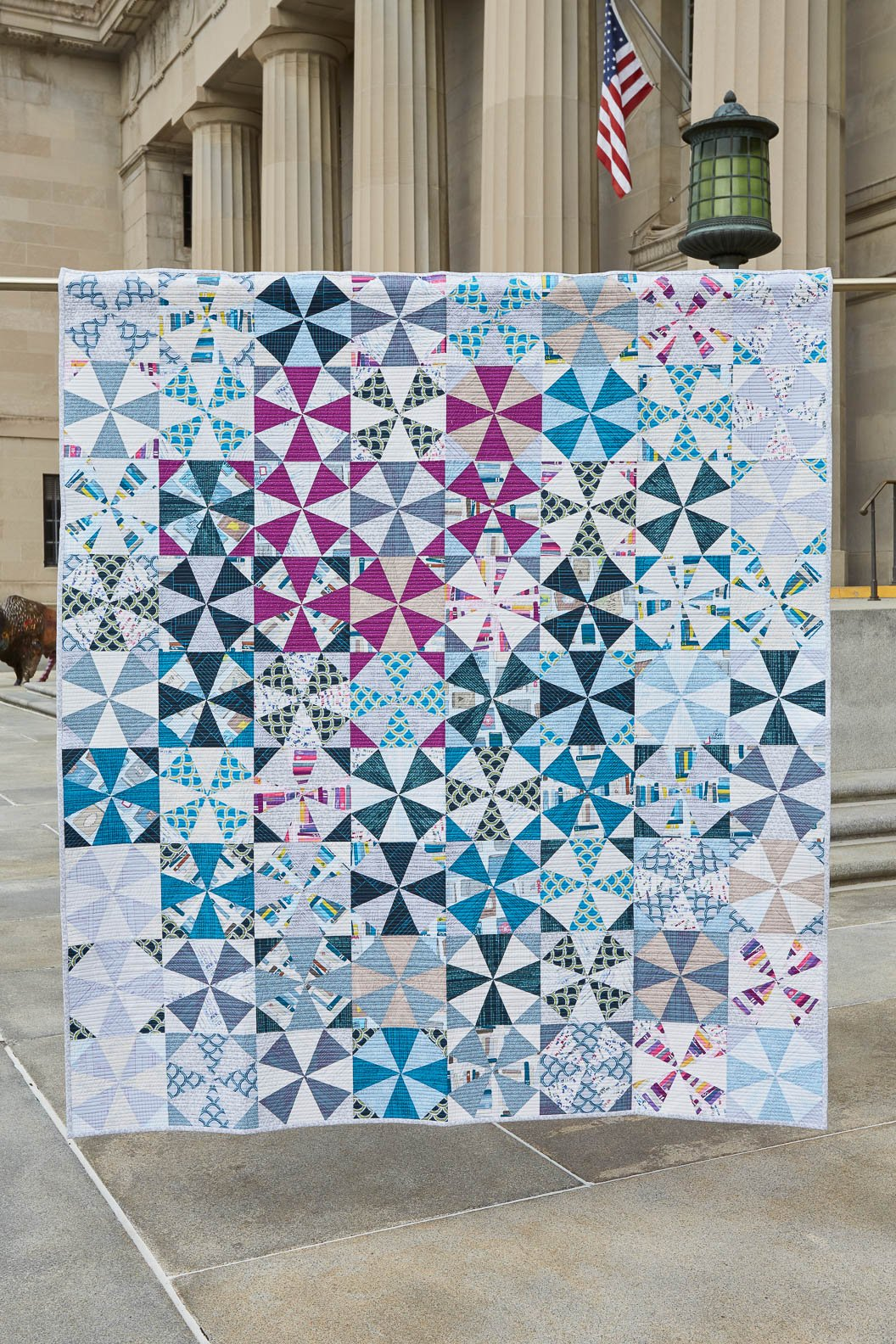 *Footnote Quilt Kit (Literary)