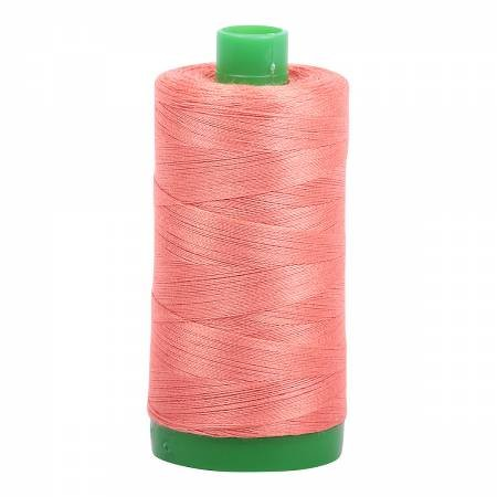 Aurifil 40 WT Cotton (Tangerine Dream)
