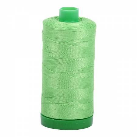 Aurifil 40 WT Cotton (Shamrock Green)