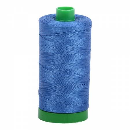 Aurifil 40 WT Cotton (Peacock Blue)