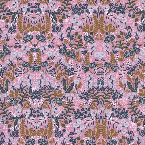 Rifle Paper Menagerie - Tapestry (Violet)