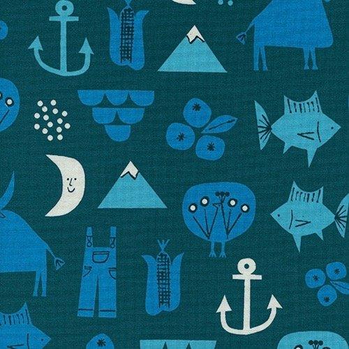 Christian Robinson Spectacle - Adventure (Blue)