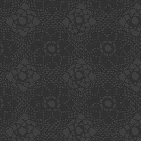 Alison Glass Sun Print 2021 - Crochet (Darkness)